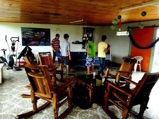 Alquiler finca turística santa clara, Calarca Quindio