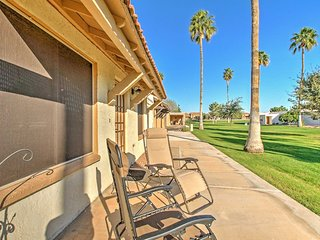 NEW! 2BR Mesa Condo w/Greenbelt View & Pool Access