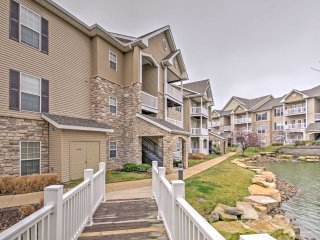 NEW! 1BR St. Charles Condo w/ Resort Amenities!, Harvester