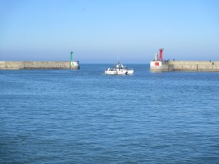 APPARTEMENT 4* AVEC VUE MER PLAGES DU DEBARQUEMENT, Port-en-Bessin-Huppain