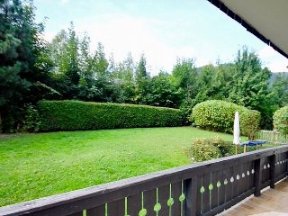 'Lake and Mountain Zell am See' - Stunning 2 person apartment with garden.