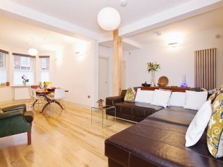 Central London 2 bedroom 2 bathroom garden flat