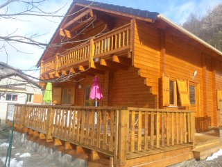 Chalet for 10 near Ax-les-Thermes