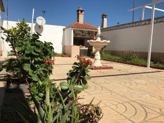 135B Planta baja con jardin y barbacoa
