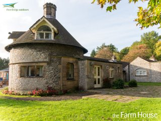 The Farm House at Thornbridge Outdoors, Great Longstone