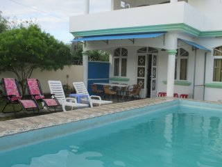 VILLA  WITH PRIVATE/ UNSHARED POOL IN GRAND BAIE