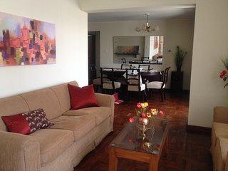 Departamento zona residencial en Arequipa