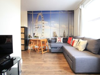 Cosy One Bed 3rd Floor Close to Marble Arch