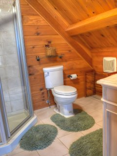 Full Bathroom Upstairs