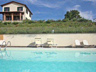 CASA DELLA QUIETE - Private Villa with Pool, wi-fi, panoramic view, barbecue