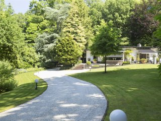 Villa Vijver - Beautiful villa in a gorgeous garden & forest!, Epse