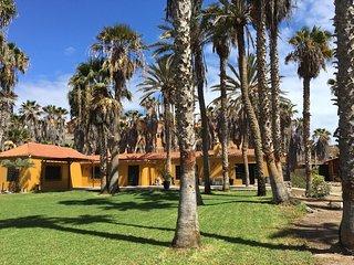 Hoya Del Pozo Smart Suites, junto al mar y rodeada de palmeras