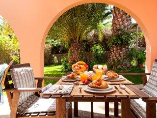 Casa Rural con jardín privado, Santa Brigida