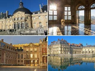 Cultural stay from Renaissance to Louis XIV, Versalles