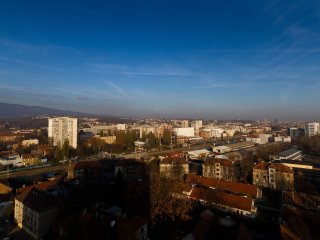 Rupa pod oblacima - One bedroom apartment with panoramic view on Zagreb