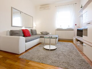 Lisisnski - two bedroom apartment with private parking in the center