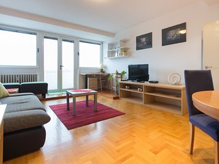 Love Zagreb - one bedroom apartment in the center near Main railway station