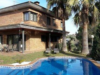 Luxury Villa near Sitges, Canyelles