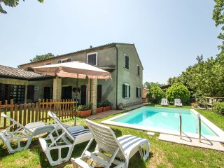 House with private/fenced pool on the Tuscany-Umbria border. Panoramic views!, Allerona