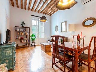 Amazing Flat close to Gran Via and Puerta del Sol