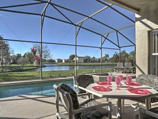 Roomy 4BR Kissimmee House w/ Private Covered Pool!