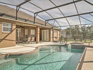Luxury Formosa Gardens Villa w/Pool & Game Room!
