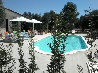 Le Crie Sun Holiday Flat And Pool