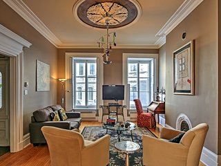 Prime Quebec City Condo Near Local Attractions!