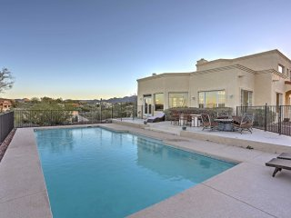 NEW! 3BR Tucson Home w/ Pool & Rooftop Lounging!