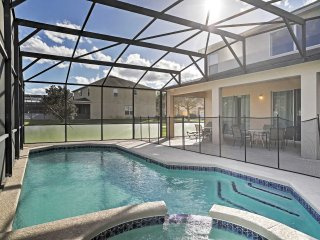 NEW! Spacious 7BR Kissimmee House w/ Private Pool!