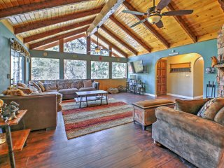 NEW! Central 3BR Big Bear Cabin w/Game Room