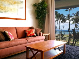 IS304 Spring Special! Beautiful 1 Bed, 1 Bath Condo, Great Beach Views, Wailea