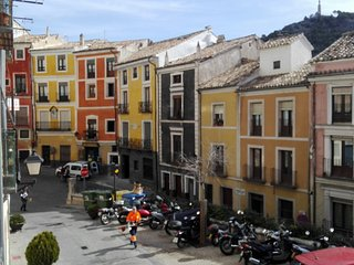 Apartamento casco histórico cuenca