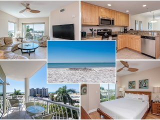 2 BR/2 BA Ocean View Condo White Sandy Beach Turquoise Water