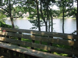 Lakeside 3 Bedroom Vacation Rental - Croatan Beach.