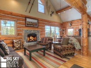 Big Sky Resort | Powder Ridge Cabin 7 Little Shadow Catcher
