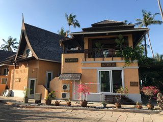 Deluxe Sea view Villa 41A privat bar/lounge, Ko Chang Tai