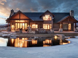 Abode at Twilight Ranch, Kamas