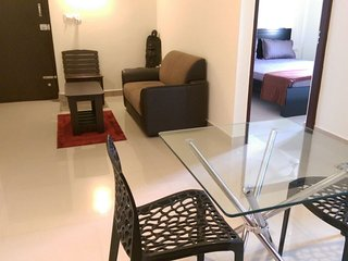 TRANQUIL SERVICED APARTMENTS - Spacious 1bhk with a Cozy Ambience