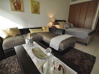 Studio Apartment, Al Dhafrah 3, The Greens, Dubai