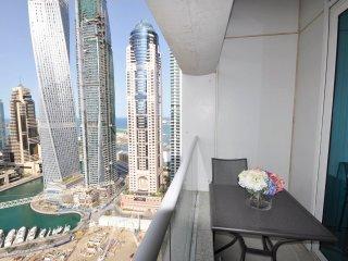 3 Bedroom Apartment  - Marina Heights Tower - Dubai Marina