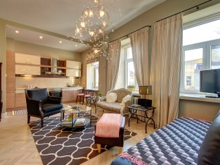 Luxury apartment near Cathedral square