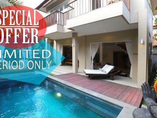 Del Mar2, Luxury 2 Bedroom Villa By The Beach in Seminyak