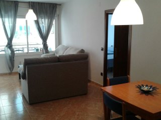 Calafell beach, central, shops, beach, services,close to Barcelona,train station