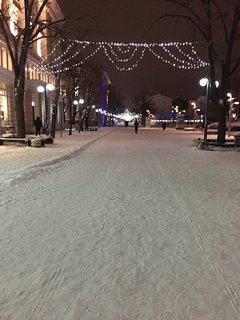 Burgas in Winter