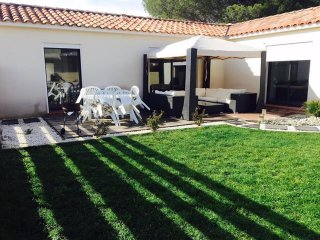 Location estival: villa 6 couchages