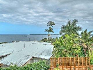 NEW! 3BR Hilo House w/ Mesmerizing Hilo Bay Views!