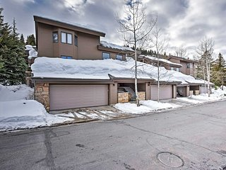 NEW! Lovely 3BR Park City Townhome w/Pool Access!