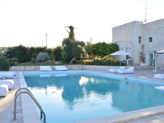 Masseria Pietra Viva – prestigious and antique mansion with private pool