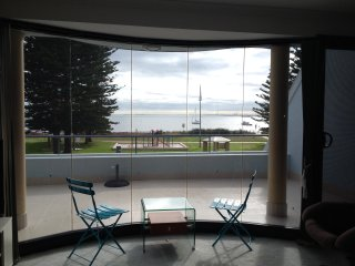 View from inside Living Area